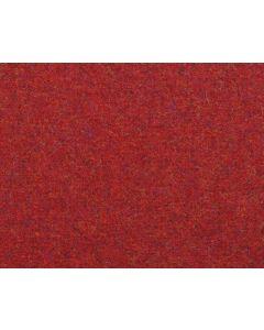 SHETLAND TWILL WARM RED