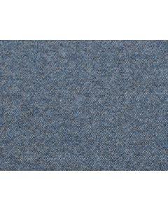 LAMBSWOOL PLAIN WEAVE MID BLUE