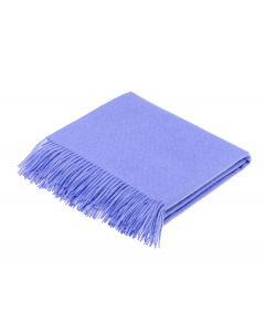 ALPACA VIOLET THROW
