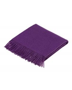 ALPACA AMETHYST THROW