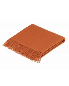 ALPACA TERRACOTTA THROW