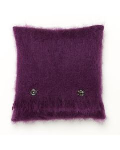 CLOVER MOHAIR CUSHION