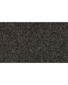 SHETLAND PLAIN WEAVE BLACK/WHITE