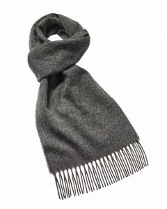 PLAIN GREY SCARF