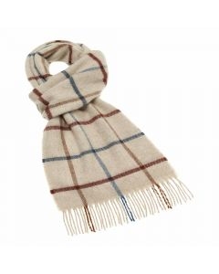 LINCOLN BEIGE SCARF
