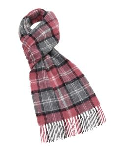 HEREFORD PINK SCARF