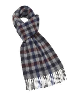 WORCESTER CHARCOAL SCARF