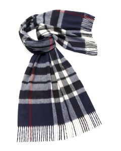 WESTMINSTER NAVY 50CM STOLE