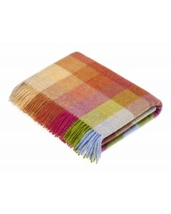 HARLEQUIN SUNSHINE THROW