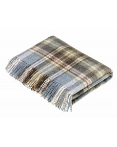 GLEN COE AQUA THROW