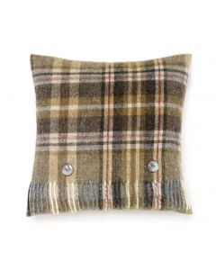 GLEN COE MUSTARD CUSHION