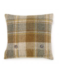SNOWSHILL MUSTARD CUSHION
