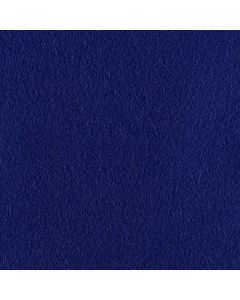 PIECE DYE MELTON BOLD BLUE
