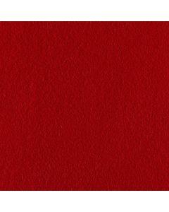 PIECE DYE MELTON BRIGHT RED