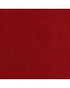 PIECE DYE MELTON APPLE RED