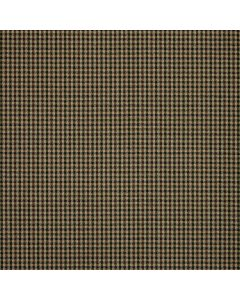 WORSTED JACKETING GINGHAM BROWN/OLIVE