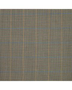 WORSTED JACKETING DOGTOOTH PANE NATURAL/BLUE