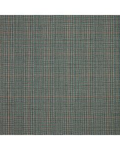WORSTED JACKETING DOGTOOTH CHECK BLUE